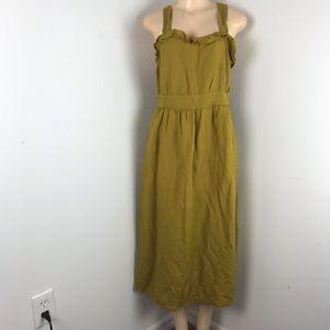 **BRAND NEW** Zara Linen Dress Sz M